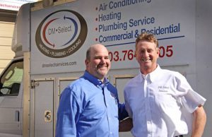 Choose DM Select for the best ac and furnace repair with HVAC Leesburg VA and for prompt 24/7 service